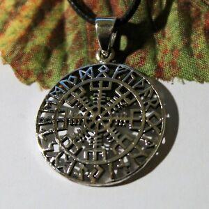 925 Sterling Silber Kompass Anhänger 12,50Gr.