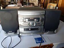 Musikanlage Sharp CD - C407H