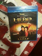 Hero (Blu-ray Disc, 2011) Jet Li