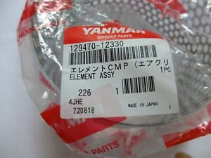 Yanmar Luftfilter 129470-12330 für 3JH, 4JH