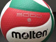 Molten Volleyball Ball offizielle Größe 5 V5M5000 Outdoor Indoor Training Sport