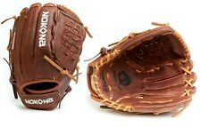 "Nokona Walnut 12.5"" Infield/Outfield Softball Glove W-V1250"