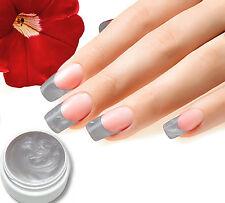 5ml UV Effekt Farbgel Perlmut Silber Nr.18 Colorgel,Qualität von BC-Top-Nails