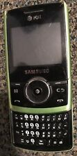 Samsung Propel SGH-A767 - Green (AT&T) Cellular Phone Fast Shipping Fair Used