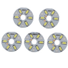 10PCS 5730 3W White LED Emitting Diode SMD Highlight Lamp Panel LED Board UK