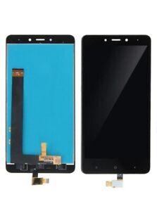 Ecran lcd avec vitre tactile pour Xiaomi Redmi Note 4 Noir