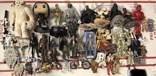 Star Wars Action Figure Lot Loose Mixed Bundle Vintage 1981 Wampa Funko R2D2 3PO