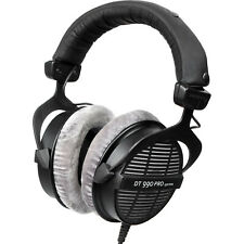 BeyerDynamic DT 990 PRO Studio fones de ouvido 250 Ohms para misturar Mastering - 459038