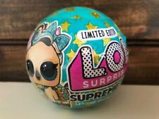 """LOL Surprise Supreme Pet """"LIMITED EDITION"""" Lucky Luxe Pony.* Smoke free Home *"""