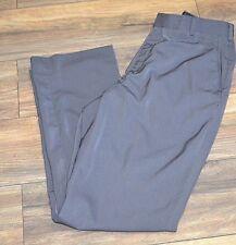 Pierre Cardin Gray Dress Pants Flat Front Mens Size 34 by 34