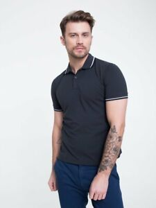 Big Star Men's Polo Shirt Fashion Casual Sport Clothing Collar T-shirt Lifestyle