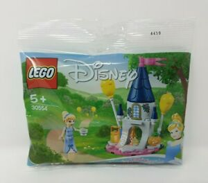 LEGO 30554 Disney Cinderella Mini Castle Poly Bag Ready to Ship