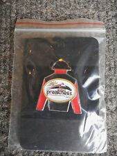2017 Preakness Logo Jockey Silks Pin
