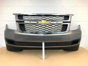 2015 2016 2017 2018 2019 2020 chevy tahoe suburban front bumper (pepperdust) #9