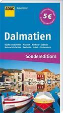 Reiseführer Dalmatien Zadar, Pliwitzer Seen, Dubrovnik Trogir UNGELESEN, wie neu
