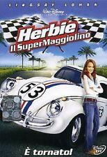 Dvd HERBIE IL SUPERMAGGIOLINO - (2005) ......NUOVO