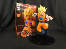BANPRESTO Dragon Ball Z SCultures BIG 6 Vol.4 Super Saiyan 2 Son Goku