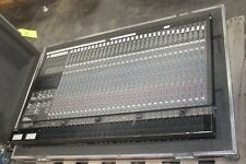 Mackie 32-8 8-Bus 32 Professional Analog Channel Mixing Console w/ Case