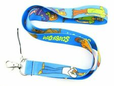 New blue scooby-doo Mobile Phone LANYARD Neck Strap Charms