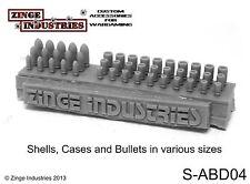 Zinge Industries balas conchas y pasó cubiertas 45 rondas de alta calidad S-ABD04