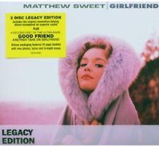 Girlfriend - 2 DISC SET - Matthew Sweet (2006, CD NUEVO)