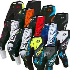 Oneal Element ADULT MX Dirtbike Motorbike Riding Pants 2019 Size 28-42inches