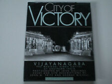 CITY OF VICTORY-VIJAYANAGARA-GOLLINGS-HARDCOVER-1991