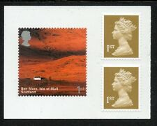 GB 2004 1st  Ben More SA SG 2391 + 2x1st SG 2295 MNH from PM10 booklet