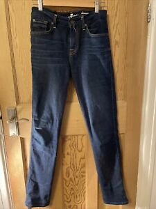 7 For All Mankind Kimmie Straight Leg Jeans, 28 / 10