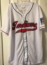 Cleveland Indians Vintage Larry Doby 14 Jersey Extra Large (XL)