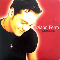 Tiziano Ferro CD Single Perdono - France (VG/EX)