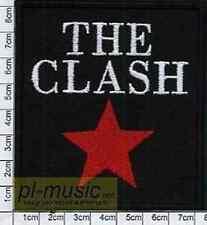= The CLASH - embroidery patch ,aufnäher,naszywka  # [punk-rock] #C/027