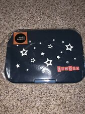 Yumbox Original Leakproof Bento Lunch Box Container (Midnight Blue with Stars)