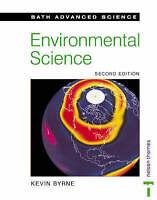 Bath Advanced Science - Environmental Science: Second..., Byrne, Kevin Paperback
