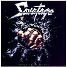 "SAVATAGE ""POWER OF THE NIGHT (2011 EDITION)"" CD NEW+"