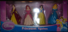 Disney Princess Belle Ariel Snow White Sleeping Beauty Diorama Figures Figurines