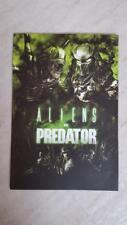 Alien vs Predator Promotional Press Kit PS3 FR