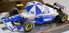 Williams FW 17 Renault 1995 F1 David Coulthard #6 with Parasol 1:18 Onyx