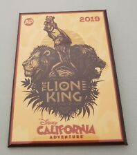 Lion King Pin - Disneyland Annual Passholder Exclusive - Cannot be purchased!