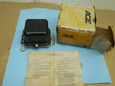 ACE Electric 13701 Voltage Regulator Cut Out (Made in USA)