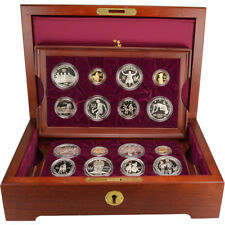 1995 1996 US Olympic Games 16-Coin Commemorative Proof Set