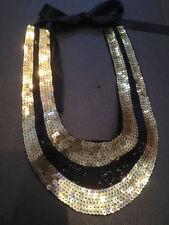 Handmade Alloy Round Choker Costume Necklaces & Pendants