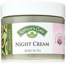 nature's gate night cream 2 oz ***NEW*** discontinued natures