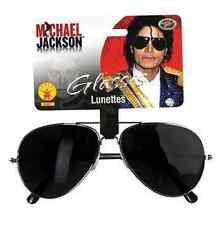 Michael Jackson Sunglasses Glasses Pop Star Aviator Halloween Costume Accessory