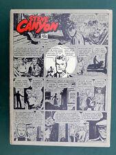 Milton CANIFF Steve Canyon Americano integrale in italiano 1969 Pratt