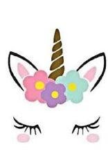 "New listing 48 Cute Unicorn ! Sticker Label Envelope Seals 1.2"" Round"