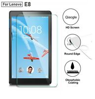 TabletHutBox Tempered Glass Screen Protector for Lenovo TAB E8 2018