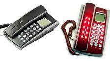 TELEFONO OHO KX-T071CID  FISSO DA CASA CON DISPLAY DATA PREZZO MIGLIORE V COLORI