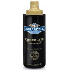 Ghirardelli Chocolate Sauce 16 Oz Squeeze sauce