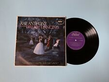 """Ray Anthony - Plays Fir Dream Dancing, 10"""""""